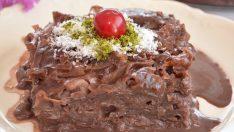 Çikolatalı Güllaç Tarifi – Sütlü Tatlı Tarifleri