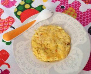 bebek-omleti
