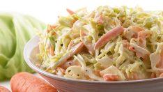 Coleslaw Salatası Tarifi – Salata Tarifleri