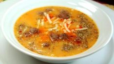 Köfteli Erişte Çorbası Tarifi – Çorba Tarifleri