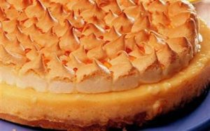 Limonlu Mereng Pasta Tarifi - Pasta Tarifleri