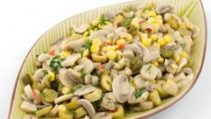 Mantar Salatası Tarifi – Salata Tarifleri