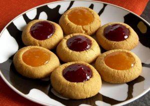 marmelatli-kurabiye
