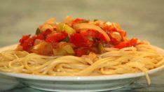 Milanez Soslu Spagetti Tarifi – Hamur İşleri