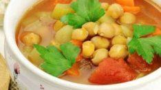 Patatesli Nohut Çorbası Tarifi – Çorba Tarifleri