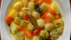 Portakallı Yerelması Tarifi – Zeytinyağlı Tarifler