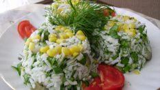 Renkli Pirinç Salatası Tarifi – Salata Tarifleri