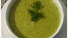 Sütlü Brokoli Çorbası Tarifi 1 – Çorba Tarifleri