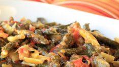 Sebzeli Fasulye Yaprağı Köftesi Tarifi – Sebze Yemekleri