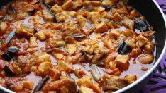 Tavuklu Patlıcan Yemeği Tarifi – Tavuklu Tarifler