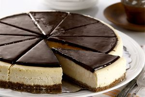 cikolatali-cheesecake