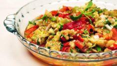 Patlıcan Salatası Tarifi – Salata Tarifleri
