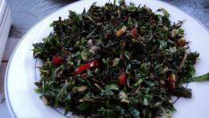 Zahter Salatası Tarifi – Salata Tarifleri