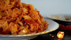 Kapuska Tarifi – Sebze Yemekleri