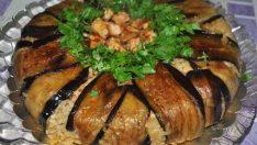 Patlıcanlı Pilav Tarifi – Pilav Tarifleri