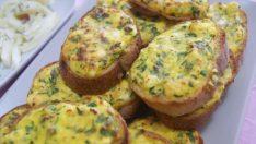 Yumurtalı Ekmek Tarifi – Kahvaltılık Tarifler