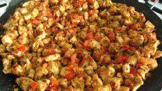 Ekmek Arası Kaymaklı Tavuk Tarifi – Aperatif Tarifler