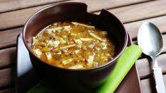 Yeşil Mercimekli Erişte Çorbası Tarifi – Çorba Tarifleri