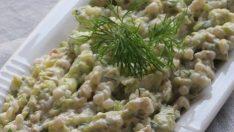 Kabaklı Kuskus Salatası Tarifi – Salata Tarifleri