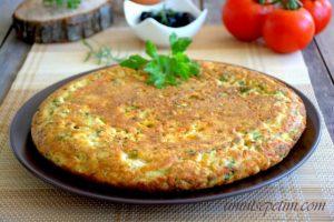 omlet-borek