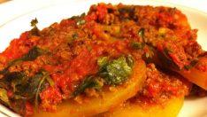 Patates Musakka Tarifi – Sebze Yemekleri