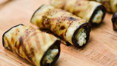 Yoğurtlu Patlıcan Sarma Tarifi – Sebze Yemekleri