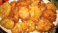 Değişik Patates Mücveri Tarifi – Aperatif Tarifler
