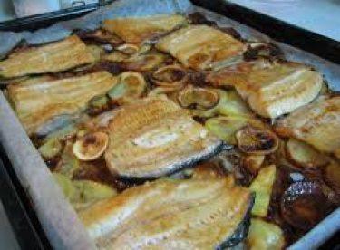 Fırında Somon Balığı Tarifi – Balık Tarifleri
