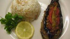 Karnıyarık + Tel Şehriyeli Pilav + Cacık Tarifi – Bugün Ne Pişirsem?