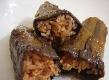 Kuru Patlıcan Dolması Tarifi – Zeytinyağlı Tarifler
