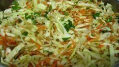 Lahana Salatası Tarifi – Salata Tarifleri