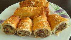 El Açması Pırasalı Kol Böreği Tarifi – Börek Tarifleri