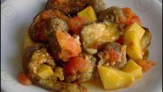Fırında Türlü Tarifi – Sebze Yemekleri