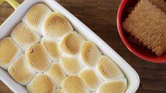 Marshmallow Tatlısı Tarifi