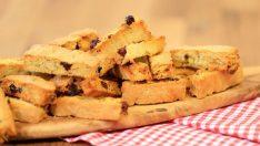 Selanik Gevreği (Biscotti) Tarifi