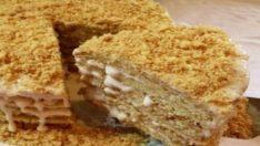 Bal Kaymak Pastası Tarifi