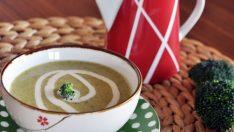 Değişik Brokoli Çorbası Tarifi
