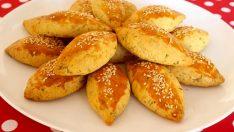 Mısır Unlu ve Dereotlu Peynirli Poğaça Tarifi