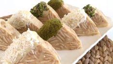 Muzlu Bisküvili 10 Dk Pastası Tarifi