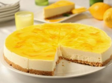 Pratik Limonlu Cheesecake Tarifi