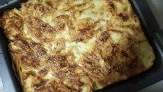 10 Dakikalık Tembel Kadın Böreği Tarifi