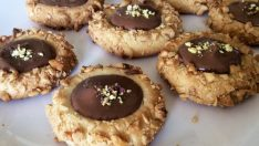 Fındıklı Çikolatalı Kurabiye Tarifi