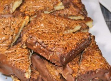 Fındıklı Reçelli Çikolatalı Kurabiye Tarifi