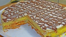 Müthiş Milföy Pastası Tarifi