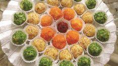Renkli Harika Patates Topları Tarifi